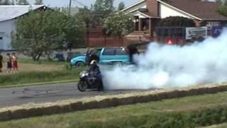 Drag Moto/Bike 2005 - Festival du cochon de Ste-Perp