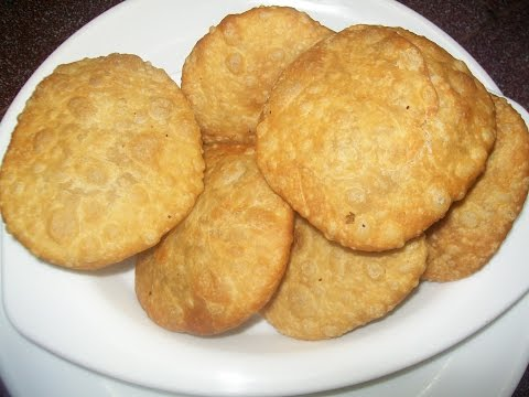 Aloo kachori snack recipe - khasts kachori with potato