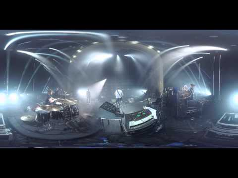 You can be at an actual concert onstage with the band' - how virtual