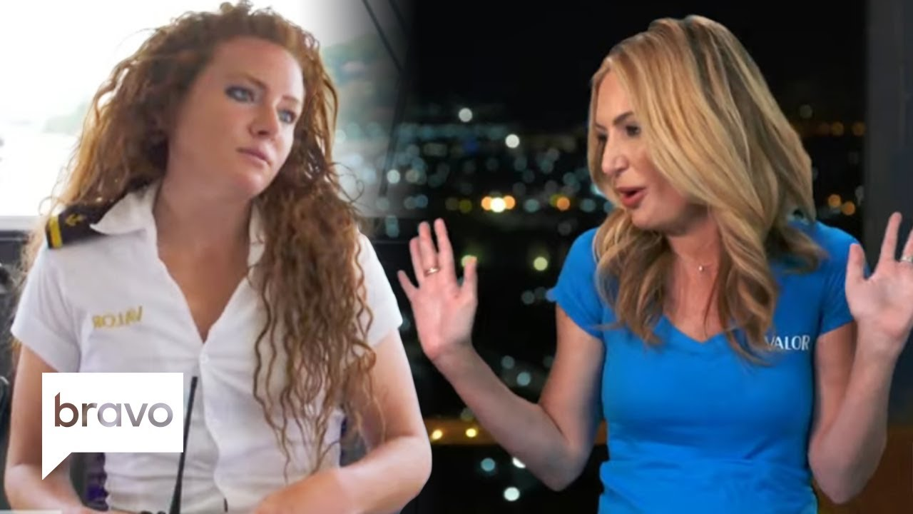 Download Kate Reacts to Ashton Making Out With Her... Abbi Murphy Quits | Below Deck Highlights (S7, Ep6)