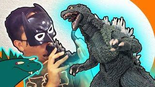 SH Monsterarts Godzilla 2002 Against Mechagodzilla Review
