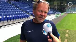 Voetbalclubs De Graafschap en Dash rouwen om Gerben Eskes