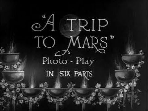 A Trip to Mars - Himmelskibet 1918 (music by Giannis Sfiris).