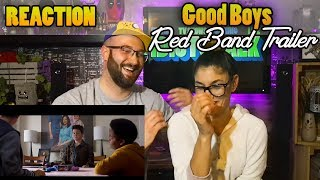 Good Boys Red Band Trailer - Reaction & Review