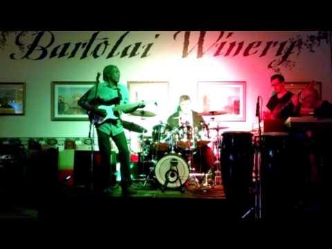 Clarence Spady at Bartolai Winery 6 /10 /16