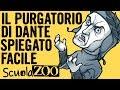 Noccioline #29 - Il PURGATORIO di DANTE ALIGHIERI spiegato FACILE in 3 MINUTI