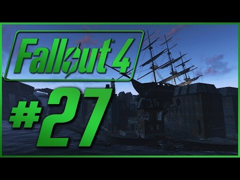 """The Unraveling of Zed in the Wasteland #27 - """"The USS Constitution"""" - Fallout 4"""