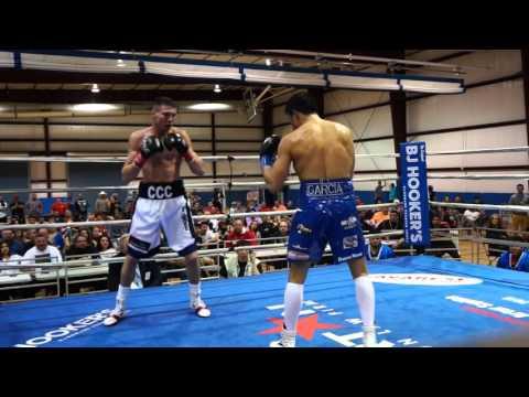 Josue Garcia vs Craig Callaghan