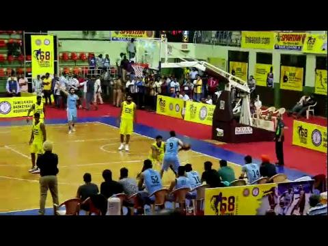 Basketball Federation of India Live Stream: 68th Senior National Championship, Chennai.