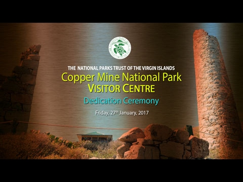 Dedication of the Copper Mine National Park Visitor Centre