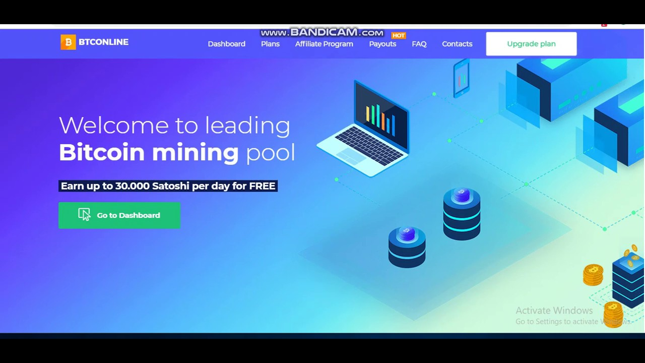 Earn 1 BTC Free daily | No Investment | Cloud Mining