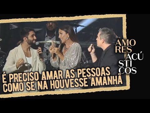 Silva Ivete Sangalo e Jota Quest - Pais e Filhos  Ao Vivo - Amores Acústicos - 2019