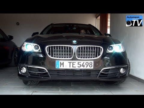 BMW 520i Sound
