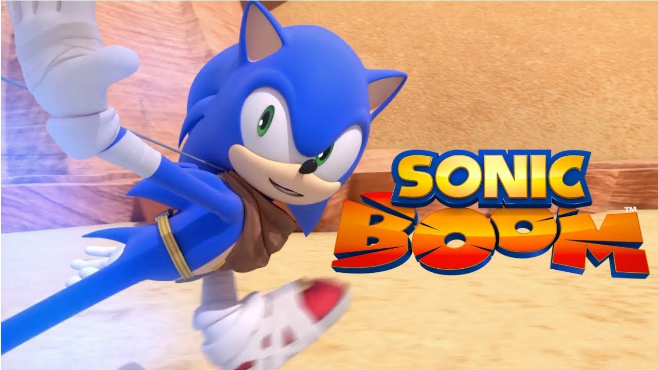 Sonic Boom | Gigante Durmiente | Capítulo 21 Español Latino