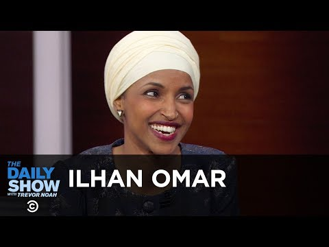 Ilhan Omar - Fighting for a Better Life for All Americans | The Daily Show