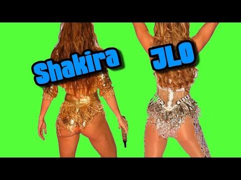 (Better Booty Shaker?) Shakira Versus JLo Halftime Show Pepsi Super Bowl LIV Superbowl J Lo's