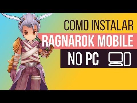 Como instalar Ragnarok Mobile no PC | 2017 - Eternal Guardians of Love