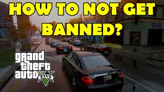GTA 5 Online Cheat Protection! and How to Not Get Banned?