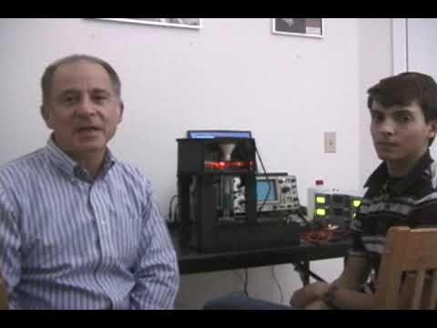 Smoke & Laser Microphone Prototype 5 Demo