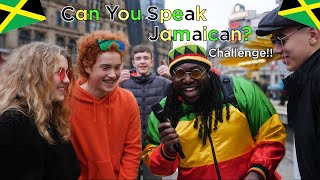 Can You Speak Jamaican ? - (Manchester) Ep. 10 (Accent Challenge)