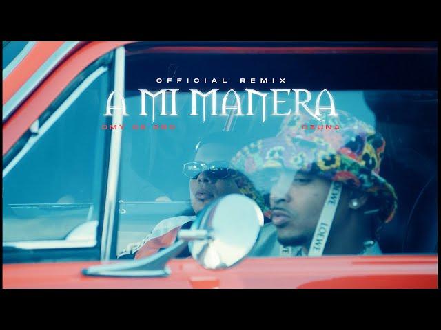 Omy De Oro, Ozuna - A Mi Manera Remix [ Video Oficial ]