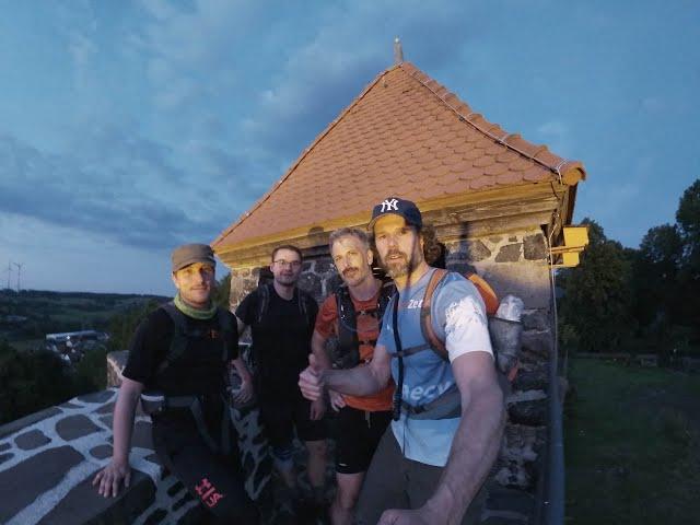 Projekt Vulkanwanderweg im Vogelsberg. 90 Kilometer in 22 Stunden zu Fuß -outdoor-life-