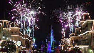 What Walt Disney World Magic Kingdom Is Like At Closing Time!