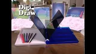 Планшет для рисования Леонардо аналог Digi Draw(Рисование является одним из важнейших средств познания мира и развития эстетического восприятия, так как..., 2012-11-27T11:05:41.000Z)
