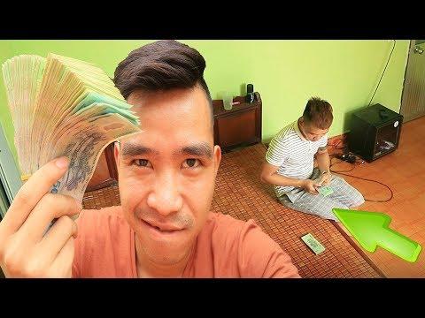 PHD | Thử Lòng Vinh Tiền Lẻ Với 20.000.000 Vnd | Money Prank