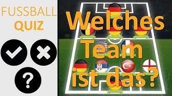 Welches Bundesliga-Team ist das? ⚽ Fußball Quiz 2019