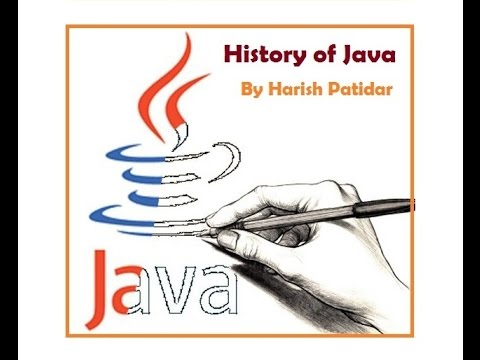 1. Java Tutorial : History of Java programming language