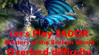 """Lets Play Eador Masters of the Broken World - """"Destroy all Life"""" ending"""