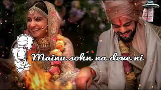 |Virat and Anushka |Ban❤ Ja❤ Tu❤ Meri❤ Rani| 30 Second Love Video Song|