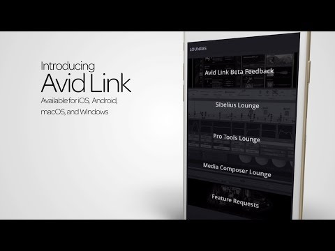 Introducing Avid Link - YouTube