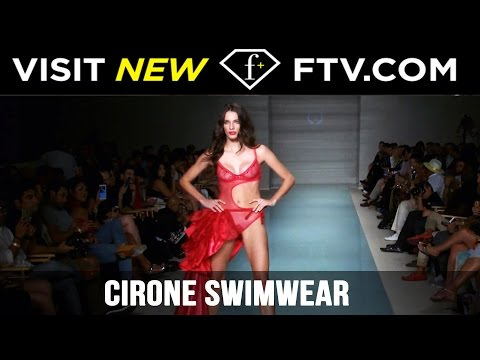Miami Beach Funkshion 2016 - Cirone Swimwear | FTV.com