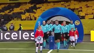 Champions League recap: young boys 2-1 Juventus highlights, goals and best moments