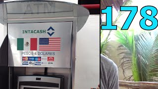 ATM transaction fees in Mexico Travel VLOG #178