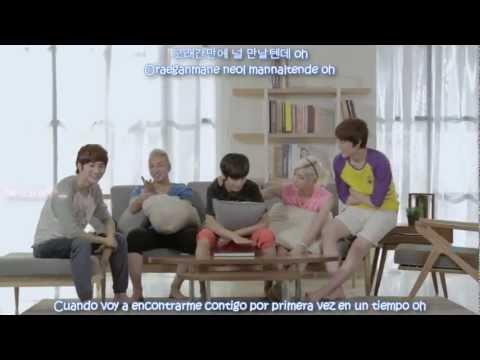 NU'EST (뉴이스트) - Not over you (뮤직비디오) [Sub español + Hangul + Rom] + MP3 Download