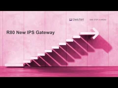 Tutorial: Configuring IPS Settings with R80 Security Management Server |  Advanced Threat Prevention