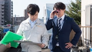 浜崎伝助(濱田岳)は、開かずの踏切に架ける歩道橋建設を任されるが、予...