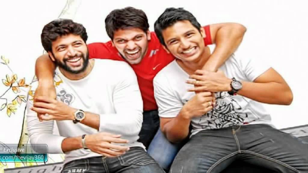 Happy Friendship Day Features Tamil Cinema Top Actors Youtube