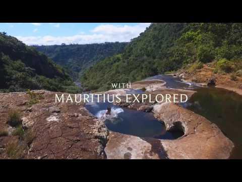 Sept Cascades Mauritius