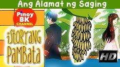 Ang Alamat ng Saging | iStoryang Pambata🇵🇭 | TAGALOG STORIES FOR KIDS