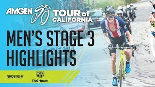 2019 Stage 3 Highlights - Presented by TAG Heuer