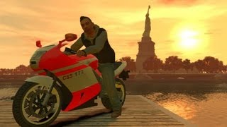 GTA 4 - AMAZING Bike Stunts 10