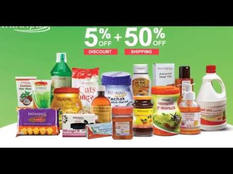 Buy baba ramdev patanjali products online in Noida