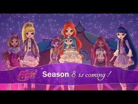 Winx Club Season 8 Teaser Trailer Concept