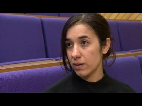 UN Goodwill Ambassador Nadia Murad: 'The...