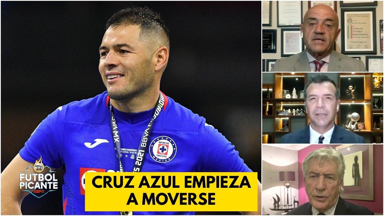 CRUZ AZUL empieza a mover su plantilla y apunta al bicampeonato de la Liga MX   Futbol Picante