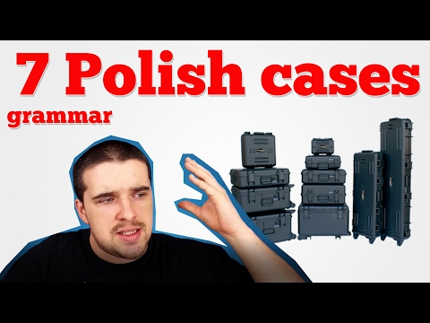7 Polish cases easy explanation